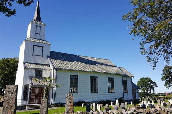 Hustad kirke